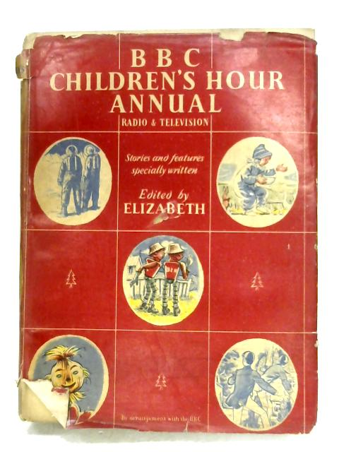 BBC Children's Hour Annual by May E. Jenkin (Ed.)