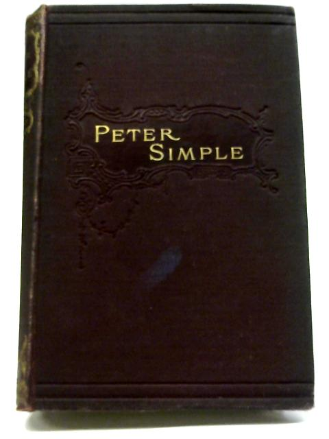 Peter Simple By Captain Marryat