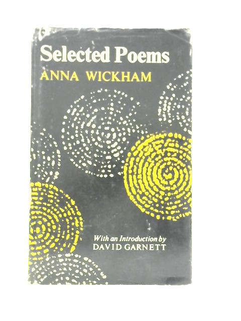 Selected Poems By Anna Wickham