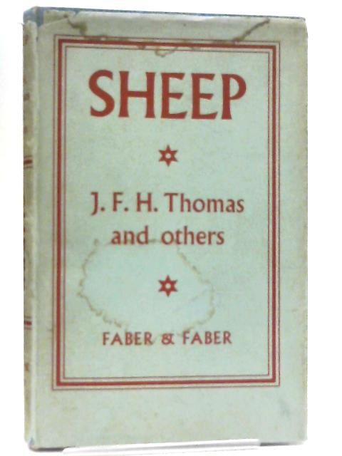 Sheep By J. F. H. Thomas