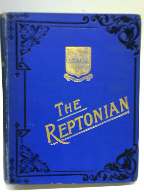 The Reptonian 1908 - 1910 by Anon