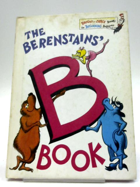 B. Book (Beginning Beginner Books) By Stan Berenstain