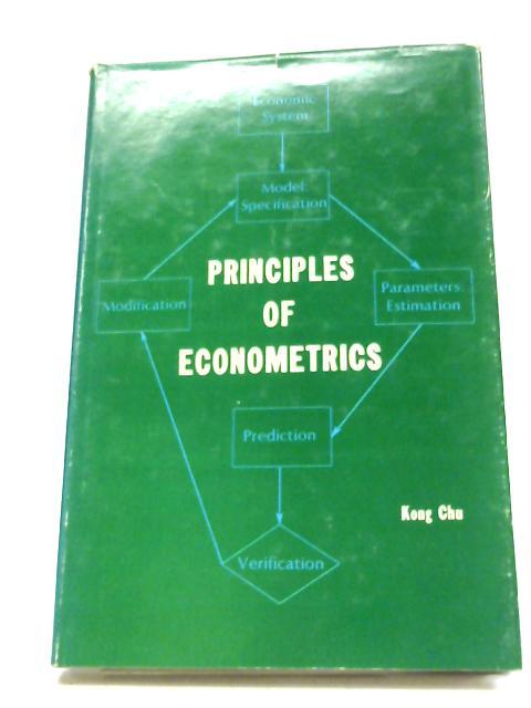 Principles of Econometrics by Kong Chu