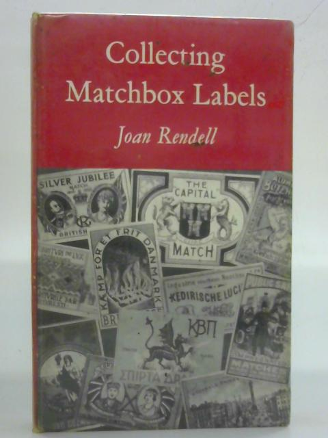 Collecting matchbox labels by Joan Rendell