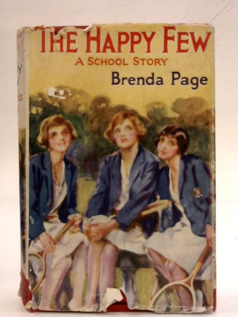 The Happy Few By Brenda Page