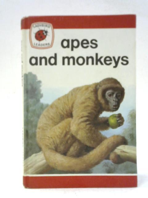Apes and Monkeys by John Leigh-Pemberton