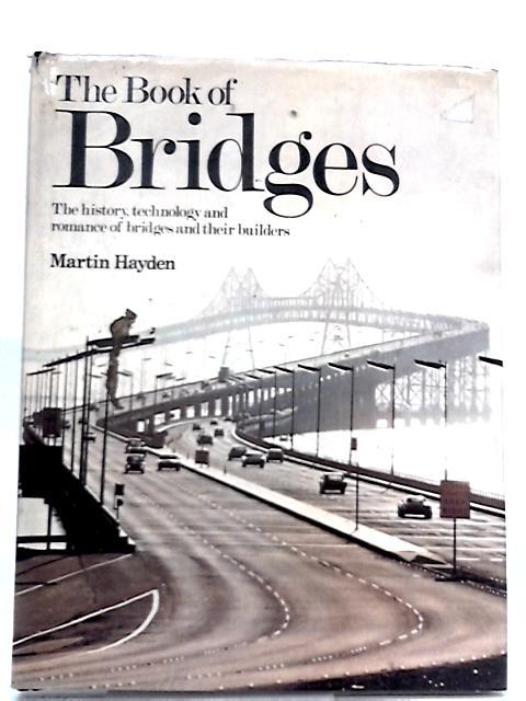 Book of Bridges by Martin Hayden