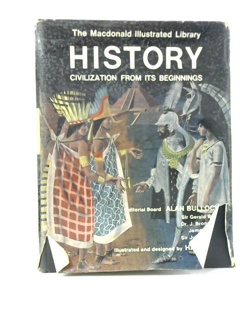History: Civilization from Its Beginnings by Alan Bullock et al
