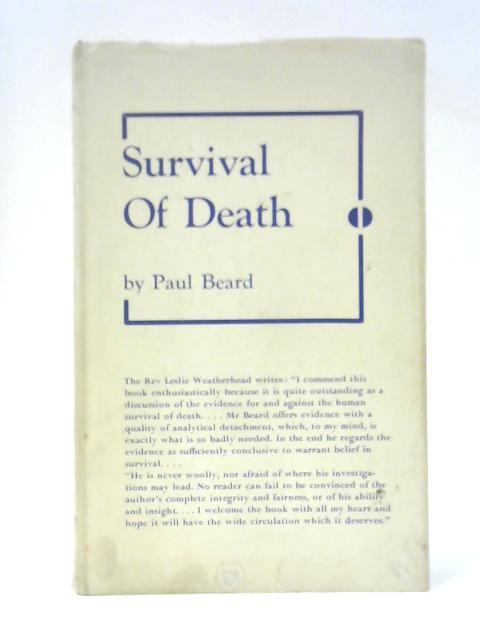 Survival of Death by Paul Beard