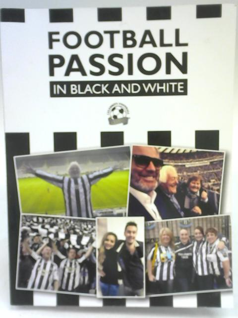 Football Passion in Black and White By Angie Stranger-Leathes
