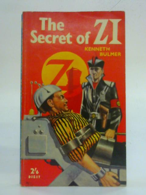 The Secret Of Zi By Kenneth Bulmer