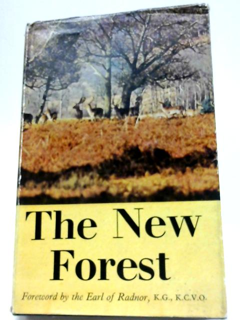 The New Forest By Lord Radnor