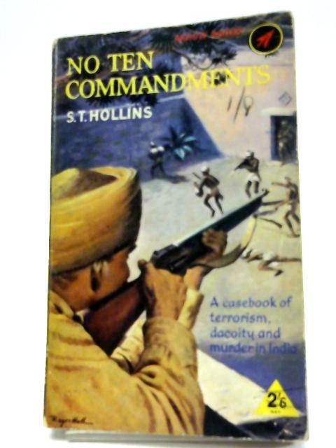 No Ten Commanders by S.T. Hollins