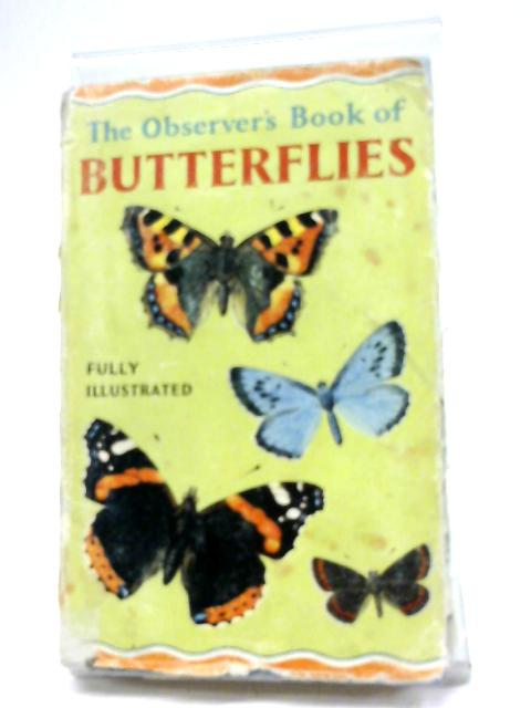 The Observer's Book of Butterflies by W. J. Stokoe
