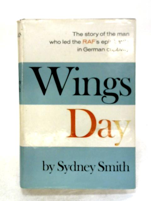 Wings Day By Sydney Smith