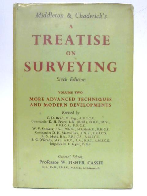 A Treatise On Surveying, Volume 2 by Reginald Empson Middleton