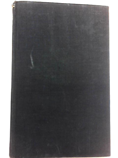 An Essay Concerning Human Understanding. In Two Volumes. Volume One By John W. Yolton (Ed.)
