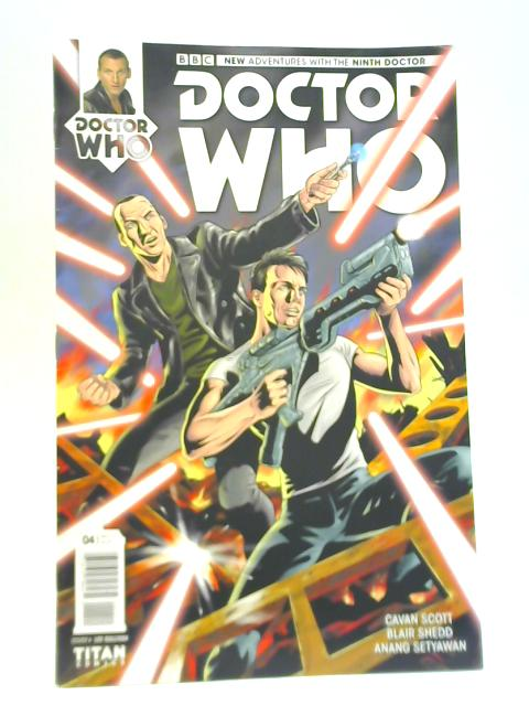 Doctor Who: The Ninth Doctor 04 By Cavan Scott