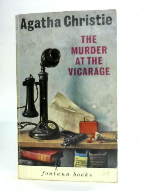 The Murder at the Vicarage By Agatha Christie