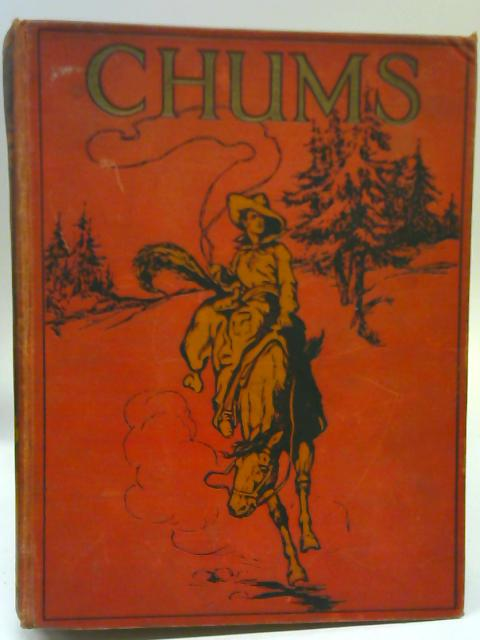 Chums Annual 1931-1932 By Anon