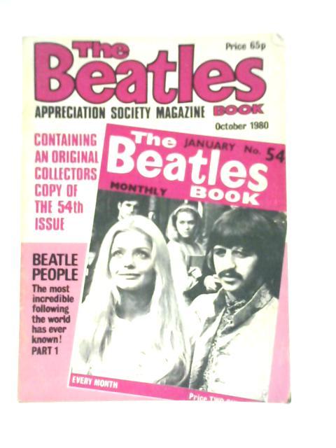The Beatles Appreciation Magazine October 1980 No 54 By Johnny Dean