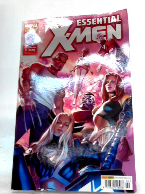 Essential X-Men; Volume 4 No. 2 19th October 2016