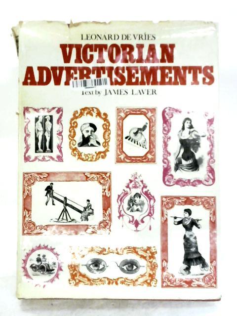 Victorian Advertisements By Leonard De Vries
