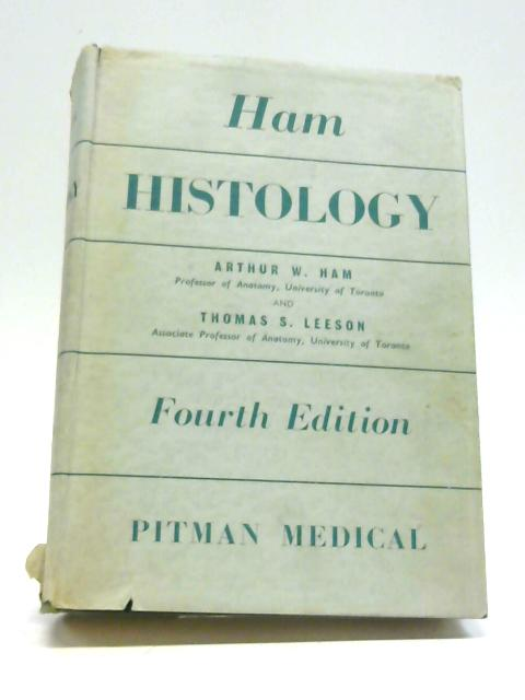Histology By Arthur Ham