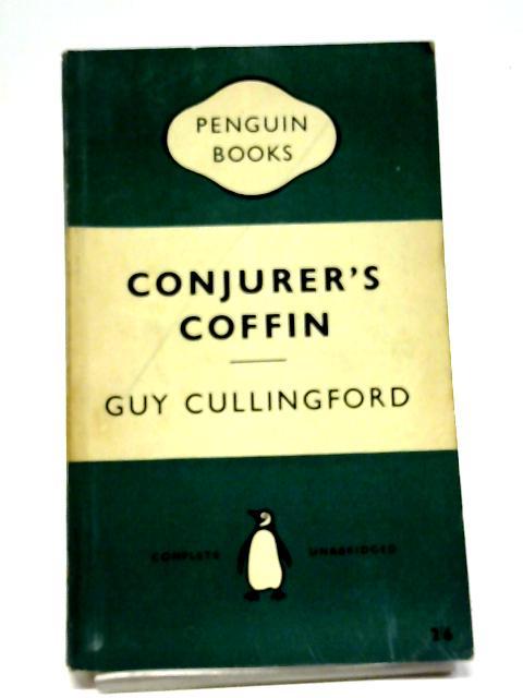 Conjurer's Coffin (Penguin Books #1199) By Guy Cullingford