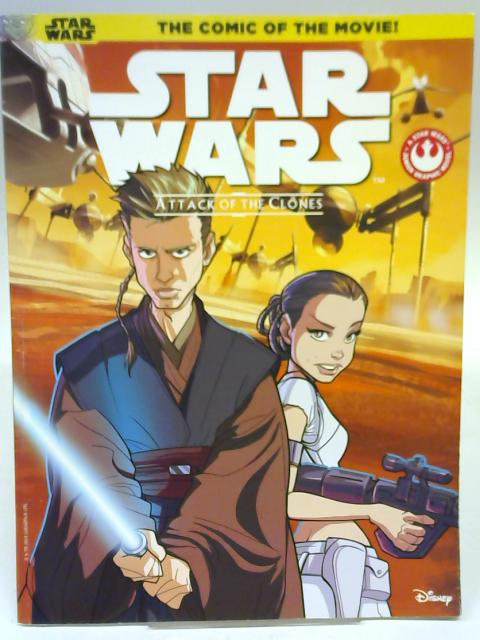 Star Wars Attack of the Clones Comic Issue 5 By Anon