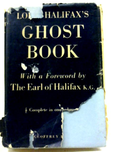 Lord Halifax's Ghost Book by C Lindley