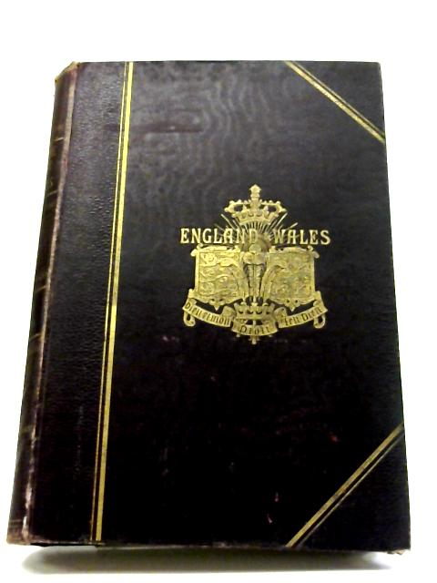 The Comprehensive Gazetteer of England and Wales Vol.II By J. H. F Brabner