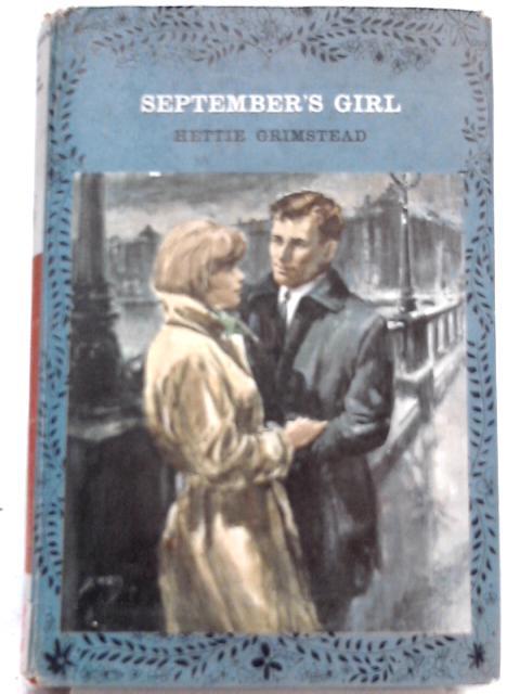 September's Girl By Hettie Grimstead