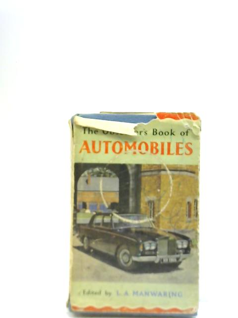 The Observer's Book of Automobiles by L A Manwaring