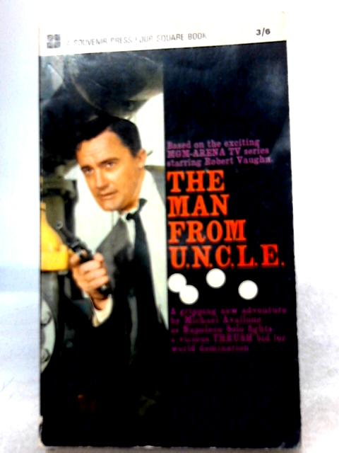 The Man from U. N. C. L. E. by Michael Avallone