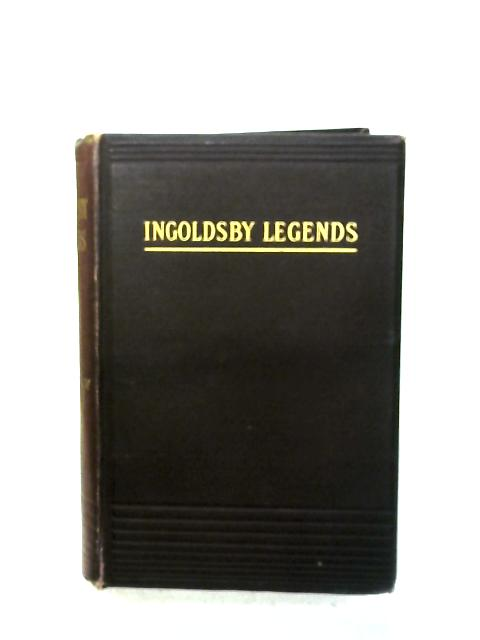 The Ingoldsby Legends By Rev. Richard H. Barham