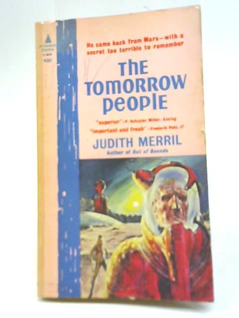 The Tomorrow People by Judith Merril