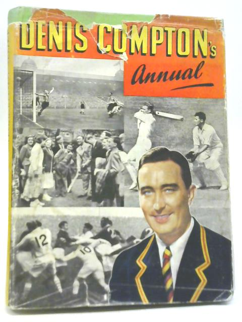 Denis Comptons Annual 1953 By Denis Compton