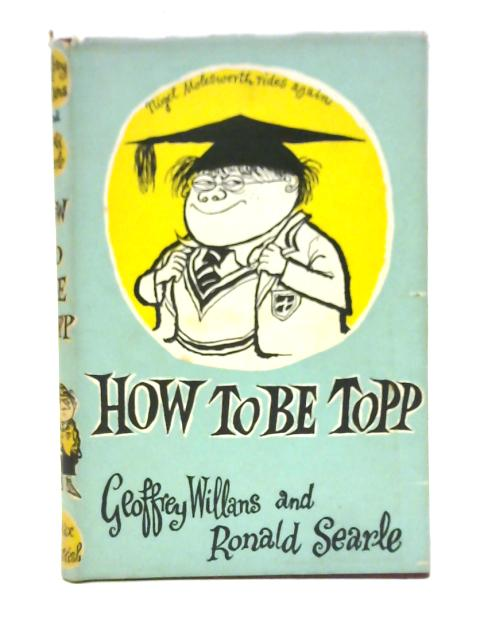 How to be Topp by Ronald Searle