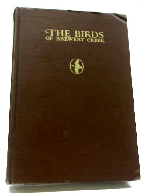 The Birds of Brewery Creek By Malcolm MacDonald
