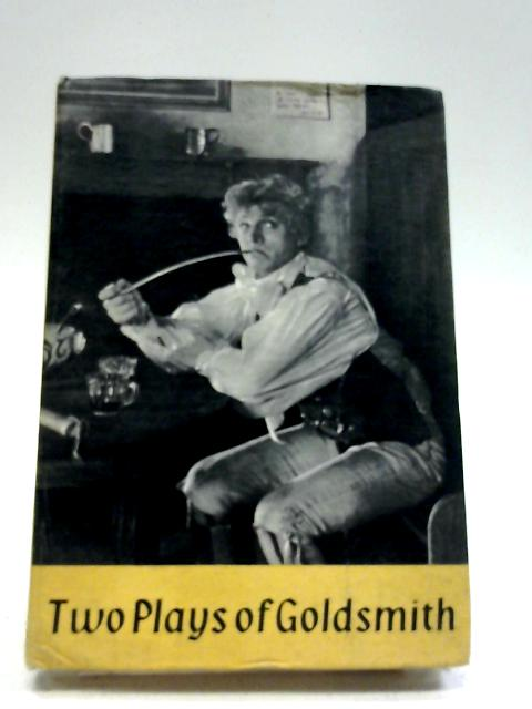Two Plays (World of English series) By Oliver Goldsmith