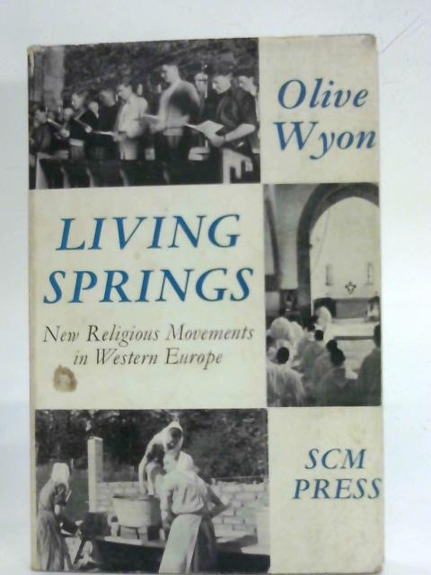 Living Springs By Olive Wyon