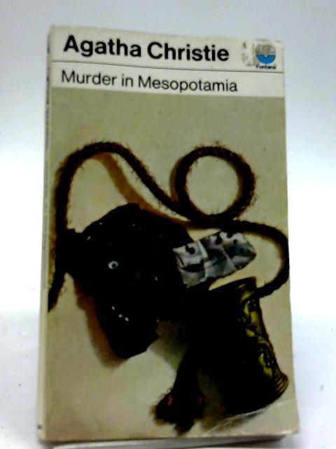 Murder in Mesopotamia By Agatha Christie