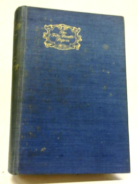 The Fitz-Boodle Papers and Other Sketches By William Makepeace Thackeray