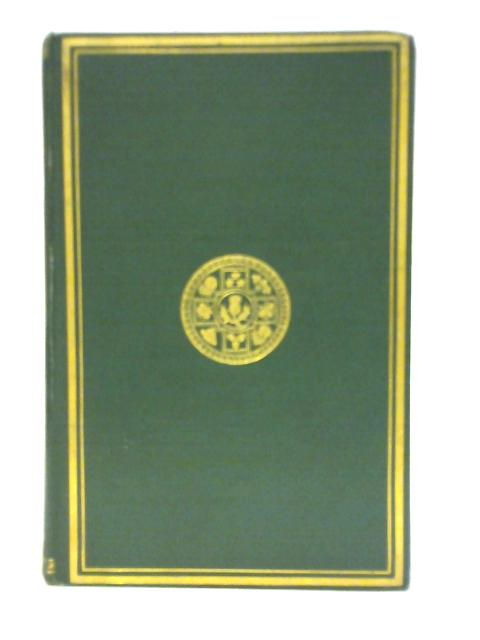 The Poetical Works of Robert Burns Volume I By Robert Burns