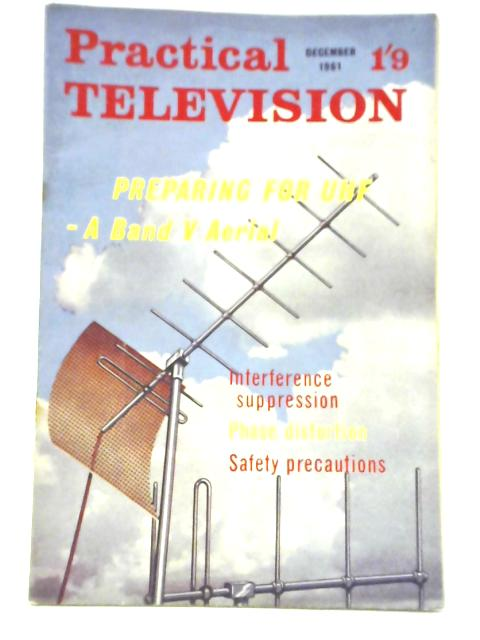 Practical Television December 1965 by Various