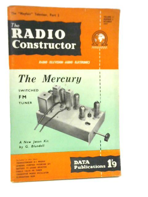 Radio Constructor. Vol. 11 No. 3. September 1957 by Various