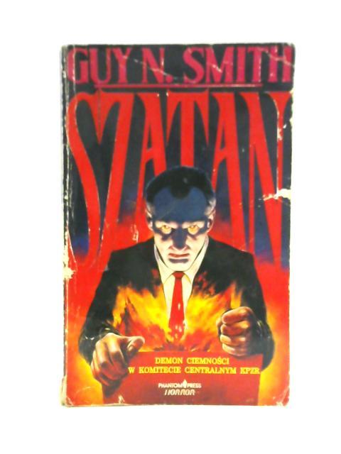 Szatan by Guy N Smith