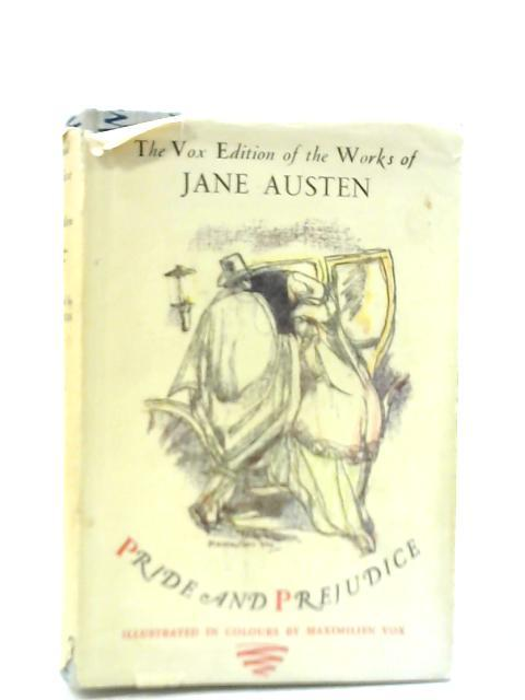 Pride and Prejudice (The Vox Edition of the Works of Jane Austen) By Jane Austen