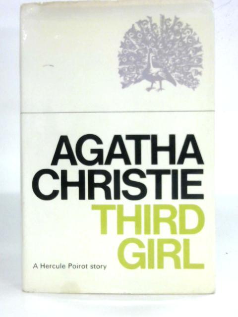 Third Girl (Crime Club Series) By Agatha Christie